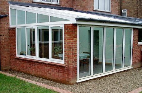 Extending with a Conservatory